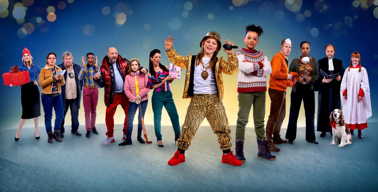 Rudy's Grote Kerstshow - Onverwacht Bezoek/wie Niet Waagt