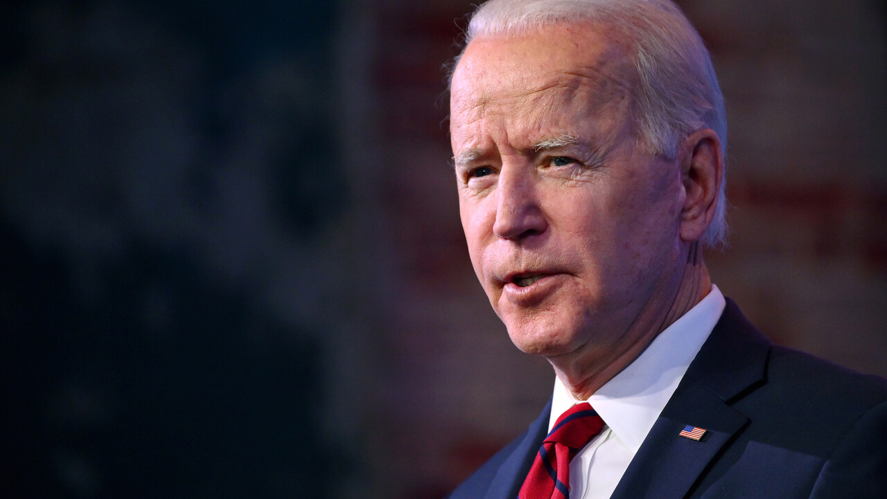 Nos Amerika Kiest - Nos Journaal: Inauguratie Joe Biden