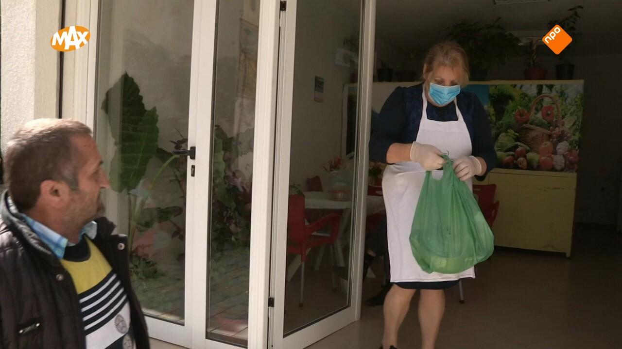 Max Maakt Mogelijk 10 Min - Moldavië Voedselpakketten