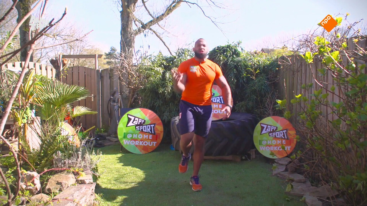 Zappsport@home - Workout - Work-out