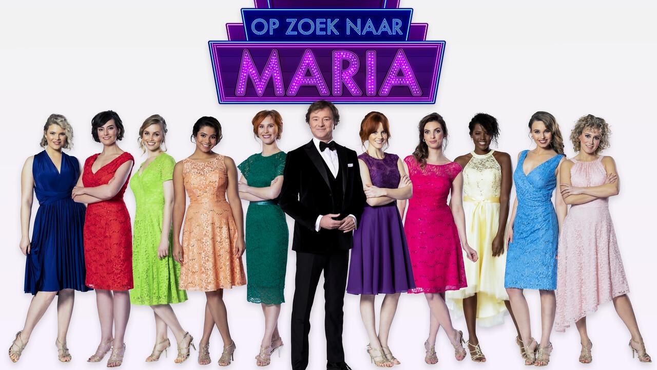 Op Zoek Naar Maria - Op Zoek Naar Maria - De Sing Off