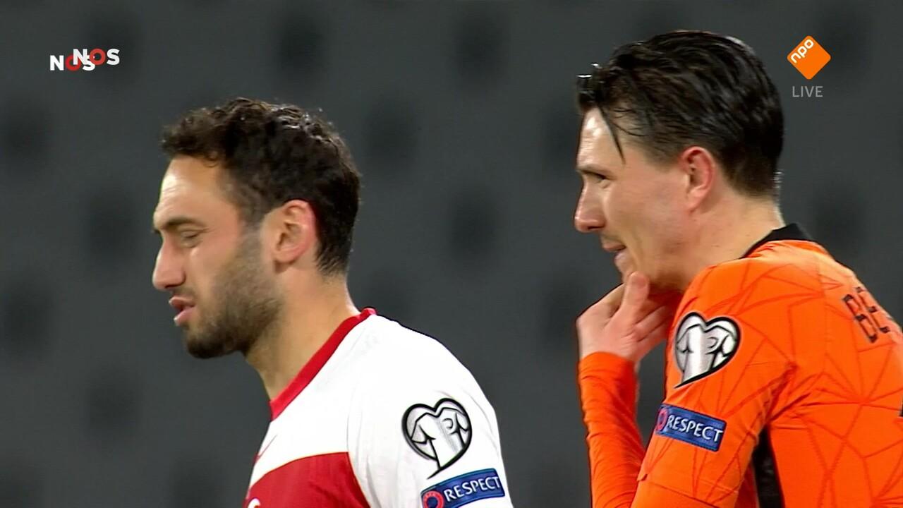 Nos Wk-kwalificatie Voetbal - Nos Wk-kwalificatie Voetbal Nederland - Letland Tweede Helft