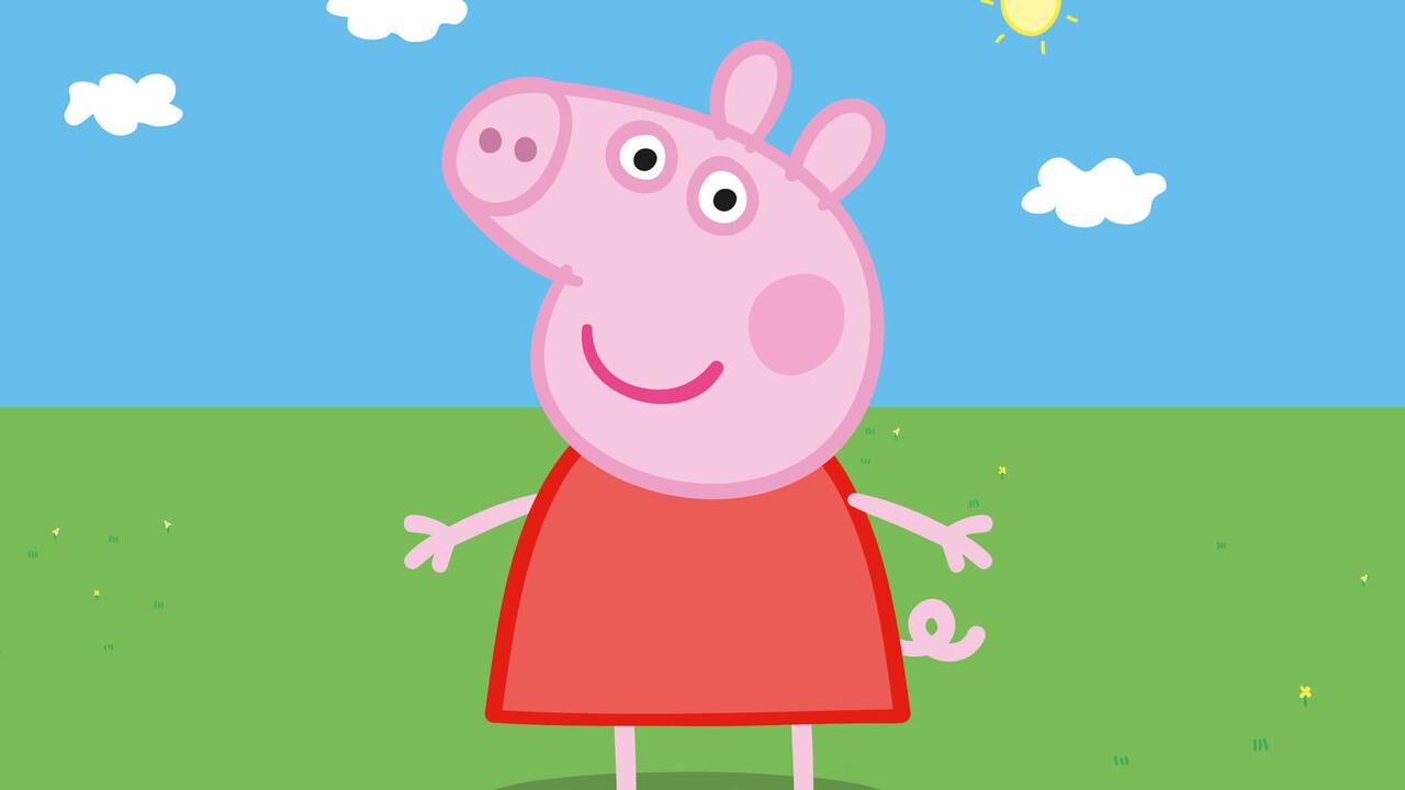 Peppa Pig - Bewegen Op Muziek