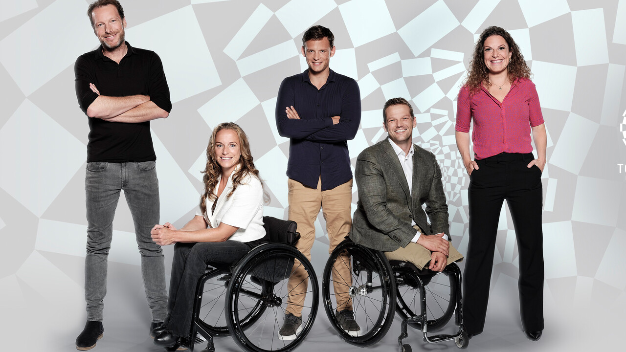 Nos Paralympische Spelen - Nos Paralympisch Journaal