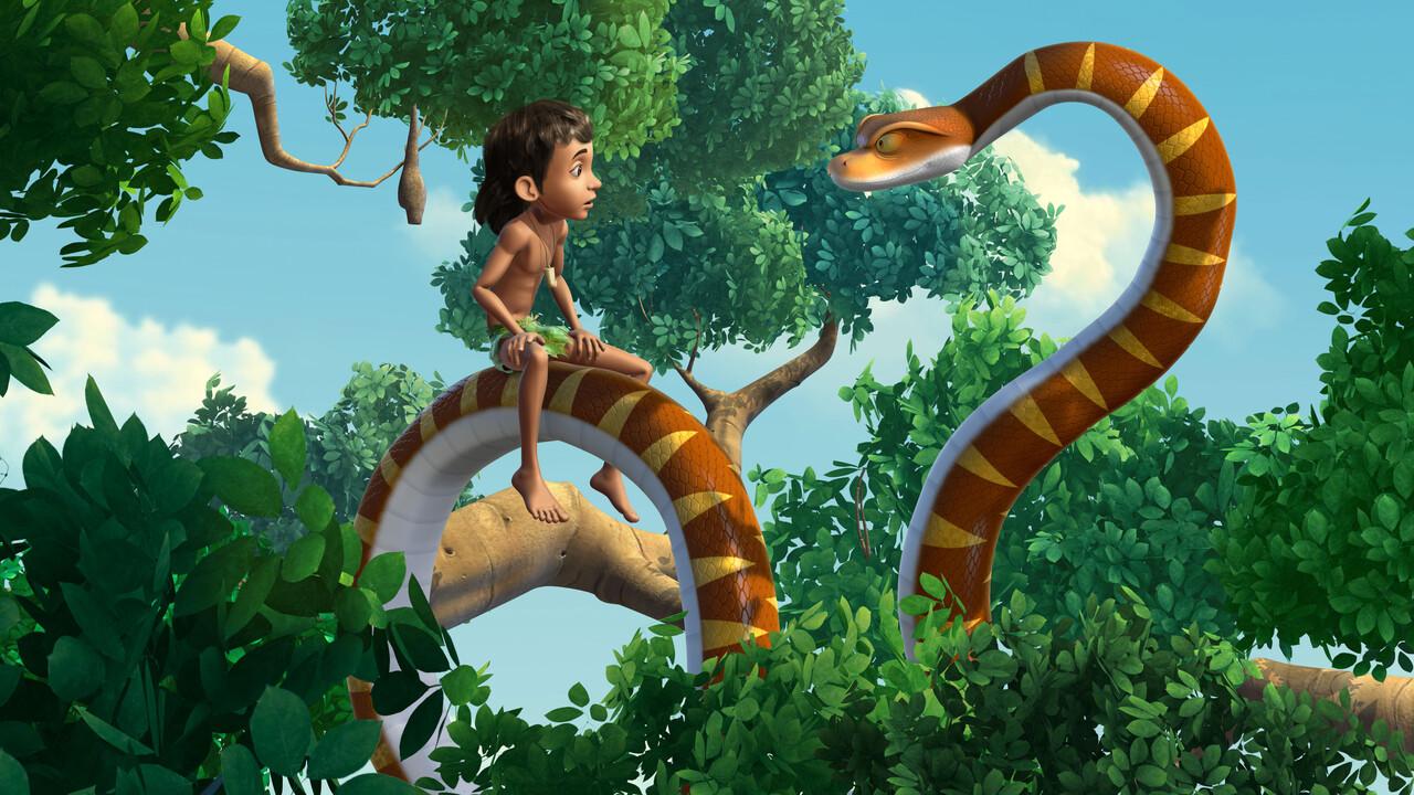 Jungle Book - Pavo De Dappere