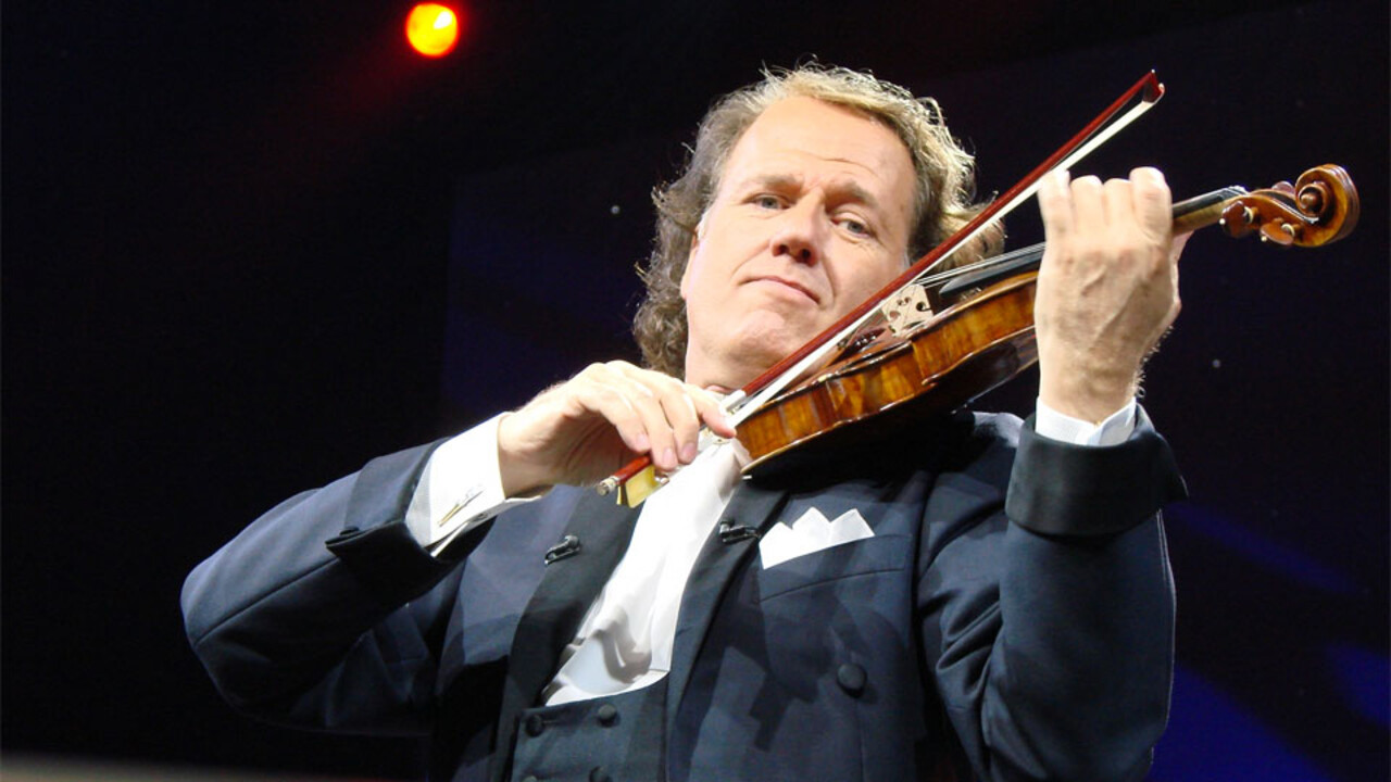 André Rieu: Welcome To My World - André Rieu - Kerstmis In London