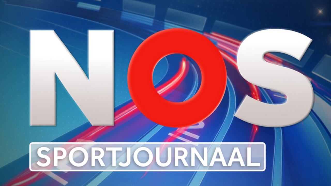 Nos Sportjournaal - Seizoen 14 Afl. 141 - Nos Sportjournaal