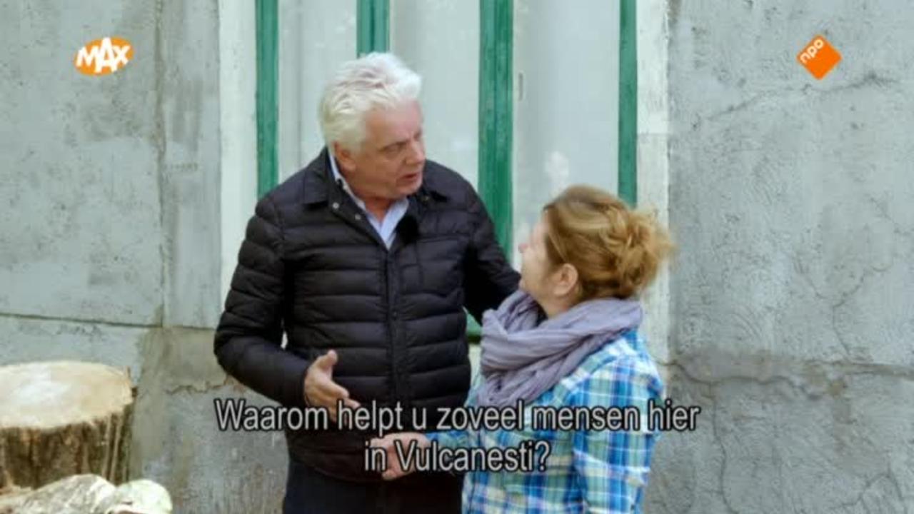 Max Maakt Mogelijk - Moldavië Vulcanesti Tafeltje-dekje