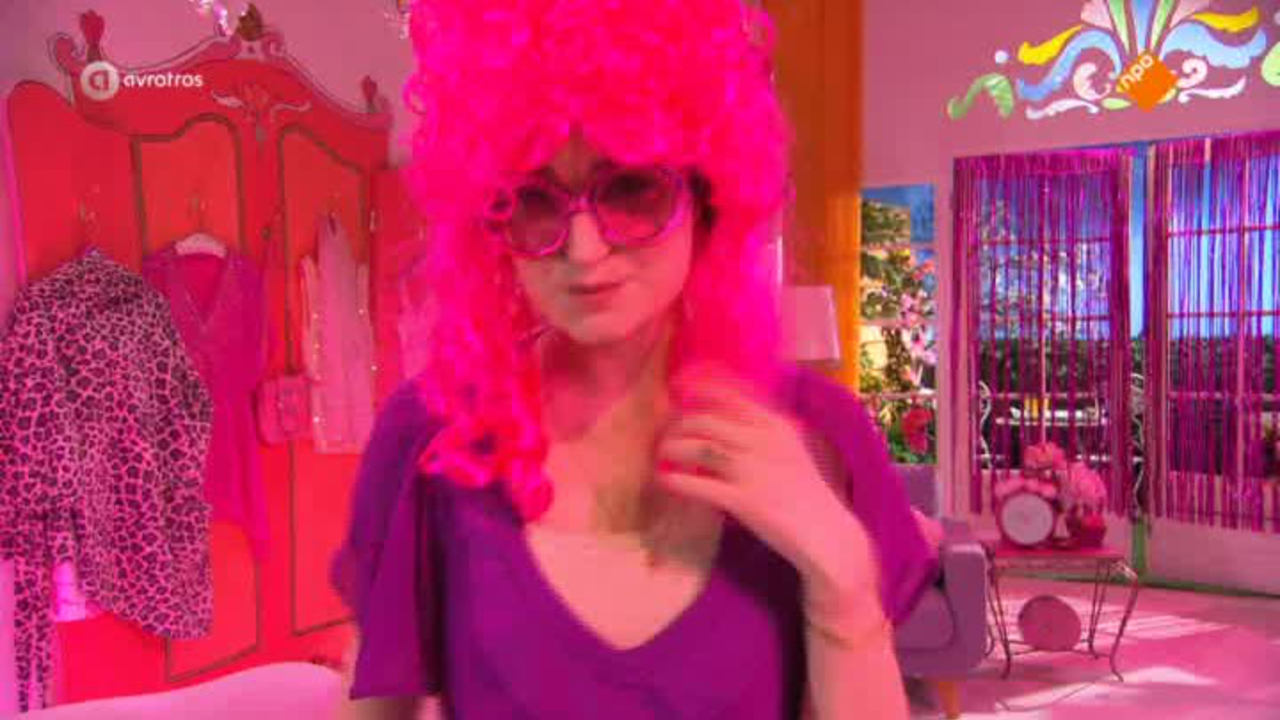 Jill - Pink