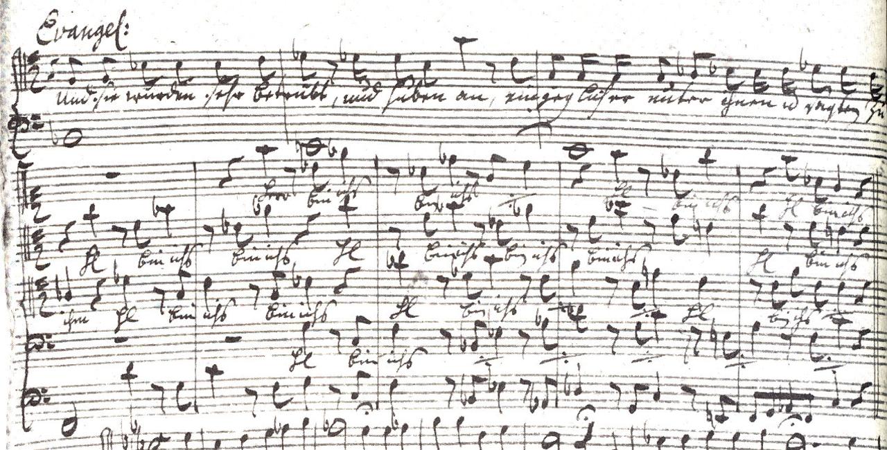 Matthu00e4us-Passion van J.S.Bach o.l.v. Reinbert de Leeuw