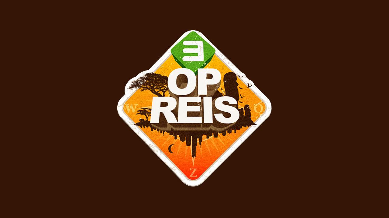 3 Op Reis - California Dreaming