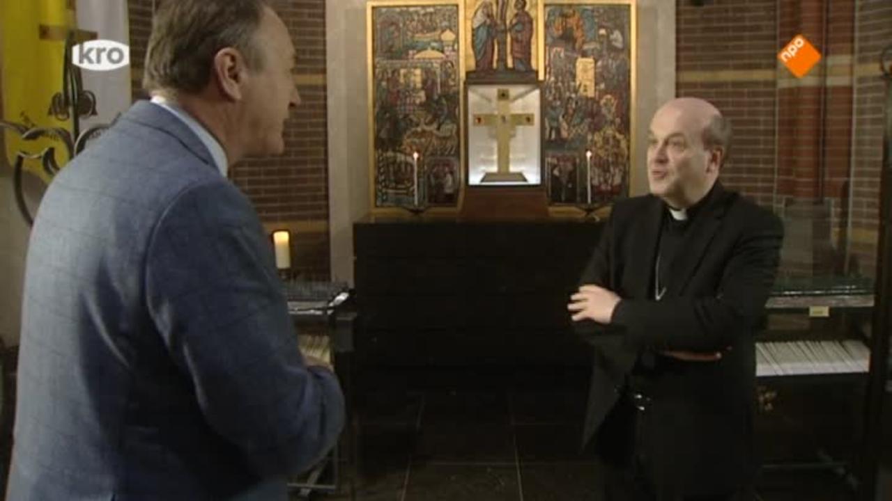 Geloofsgesprek - Mgr. Hans Van Den Hende