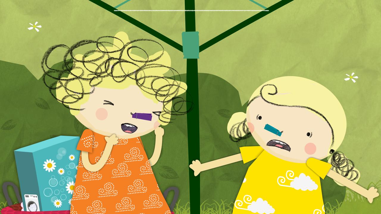 Nelli En Nora - Zonsondergang-picknick