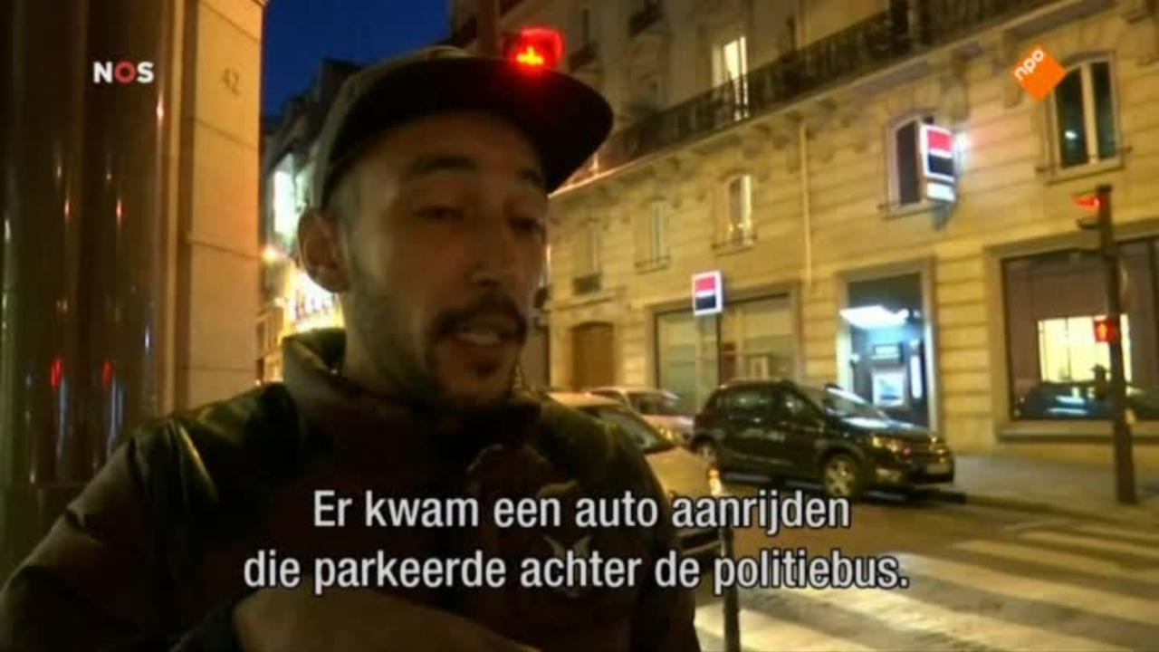 Nos Journaal - Nos Journaal Schietpartij In Parijs