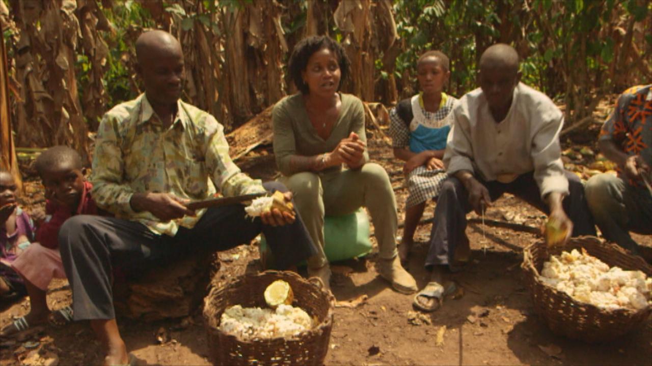 Het Klokhuis - Cacaoboer