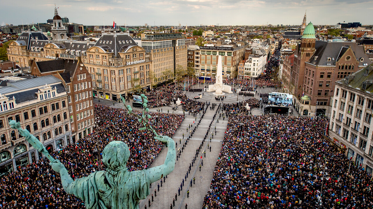 Nos Nationale Herdenking 2017 - Nationale Herdenking 2021