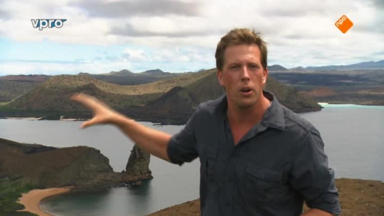 Freeks Wilde Wereld - Alleen Op De Galapagos