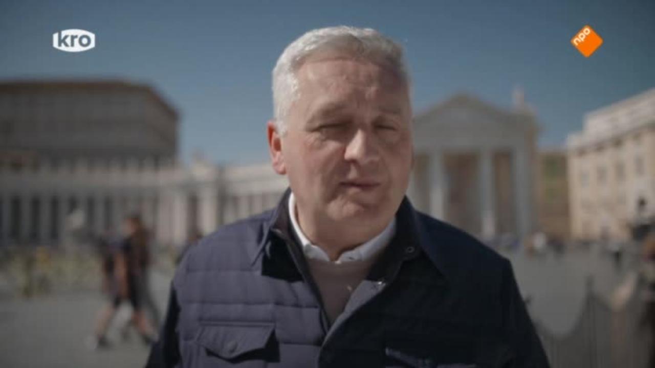 Kruispunt - De Paus En De President