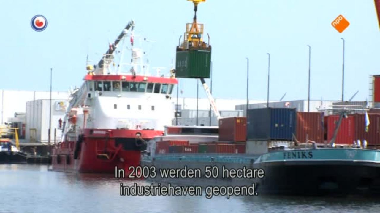 Fryslân Dok - Haven Harlingen