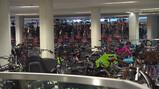 De grootste fietsenstalling van Nederland: Meer dan 12.500 fietsen bij Utrecht Centraal