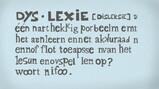 Clipphanger: Wat is dyslexie?
