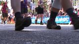 Hoe zorg je goed voor je voeten bij de Nijmeegse Vierdaagse?: Goede schoenen, goede sokken en blaren prikken