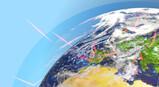 De stralingsbalans van de aarde