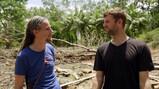 Herbebossing in Costa Rica: Nieuw regenwoud aanplanten