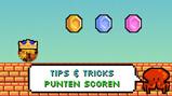 Hoe scoor je punten in je game?: Doelen halen of muntjes pakken