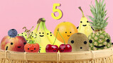 Fruit op Tafel: De tafel van vijf
