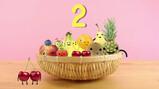 Fruit op Tafel: De tafel van twee