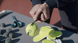 Hoe kun je een duurzaam potje tennissen?: Tennisballen zonder microplastic