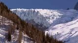 Gletsjers in de Alpen