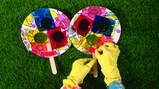 Kleurenwaaier maken
