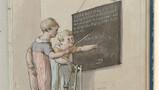 Opvoeding in de achttiende eeuw