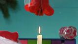 Kaarsen en brandgevaar