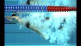 Volgsysteem voor zwemmers