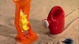 Spelen met een watermolen