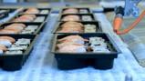 Keuringsdienst van Waarde in de klas: Sushi