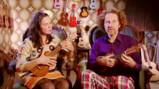 Spelen en zingen op je ukulele
