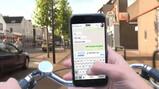 Gebruik je telefoon niet in het verkeer