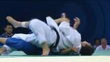 Je kan bij judo winnen door te stinken
