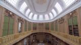 Het Teylers Museum in Haarlem
