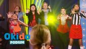 Kinderen voor Kinderen Okido podium 2