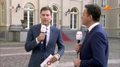 NOS Beëdiging Kabinet Rutte III