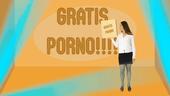 Aftellen voor porno
