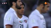 NOS WK Voetbal clubteams 2de helft Al-Jazira