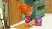 Knofje (animatie) Waar is Poes?