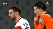 NOS WK-kwalificatie Voetbal NOS WK-kwalificatie Voetbal Nederland - Letland tweede helft