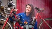 Anna's brains Kan je een zelfrijdende fiets maken?